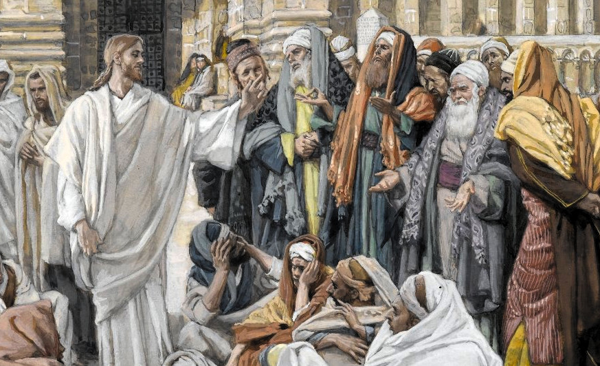 pharisees and jesus relationship to the law
